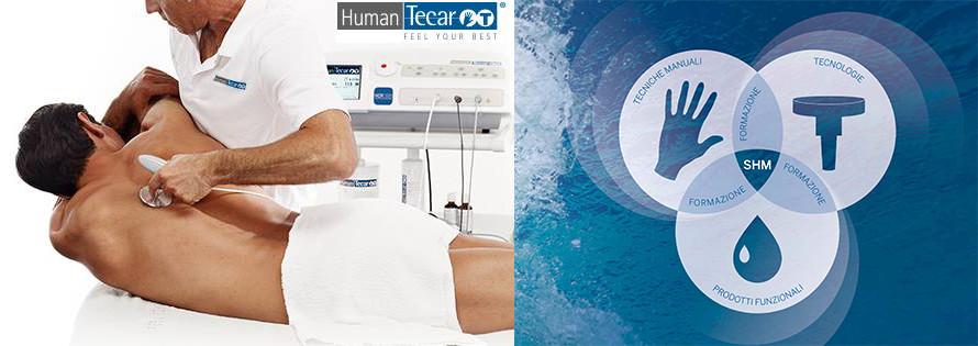 L'innovazione Human Tecar®: macchinari di ultissima generazione